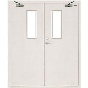 cửa chống cháy fs6000 trắng 01