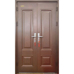 cửa thép 2 cánh cân gms6006