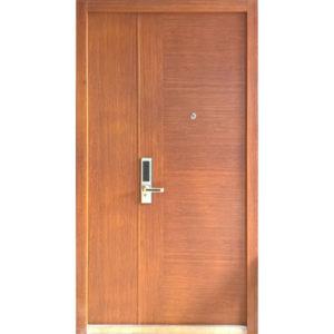 cửa thép 2 cánh lệch GMZ6068-M8