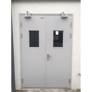 cửa chống cháy đôi c2