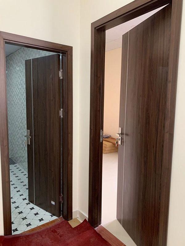 cung cấp cửa nhựa nhà vệ sinh ở quảng ninh