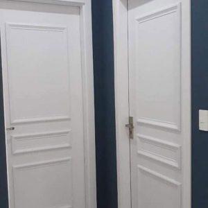 lắp cửa nhựa phòng ngủ tại quảng ninh