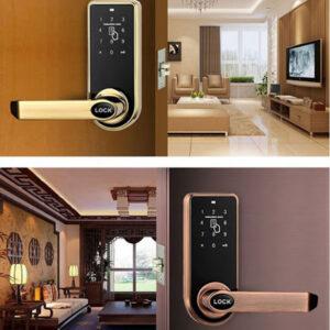Hệ thống khóa từ khách sạn